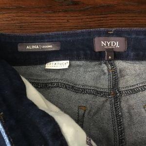 NYDJ Jeans - NYDJ's Alina Skinny Jeans - Cooper